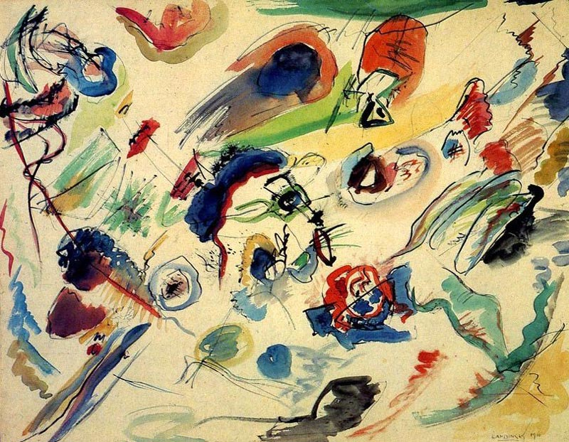 5 Most Famous Abstract Artists And Their Paintings Alfa